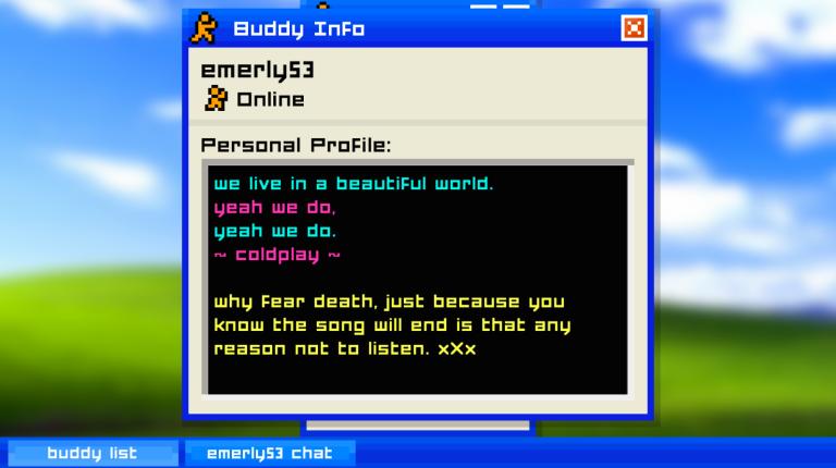 buddyinfo