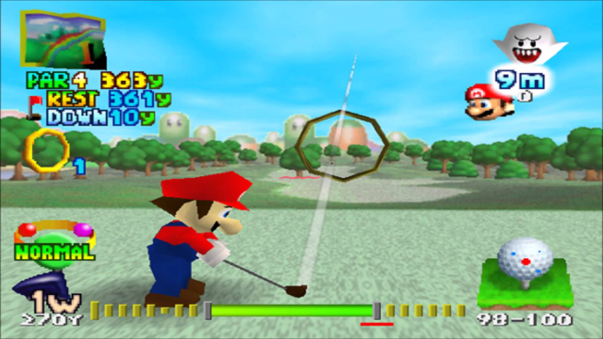 Day #245: Mario Golf – whatiplayed