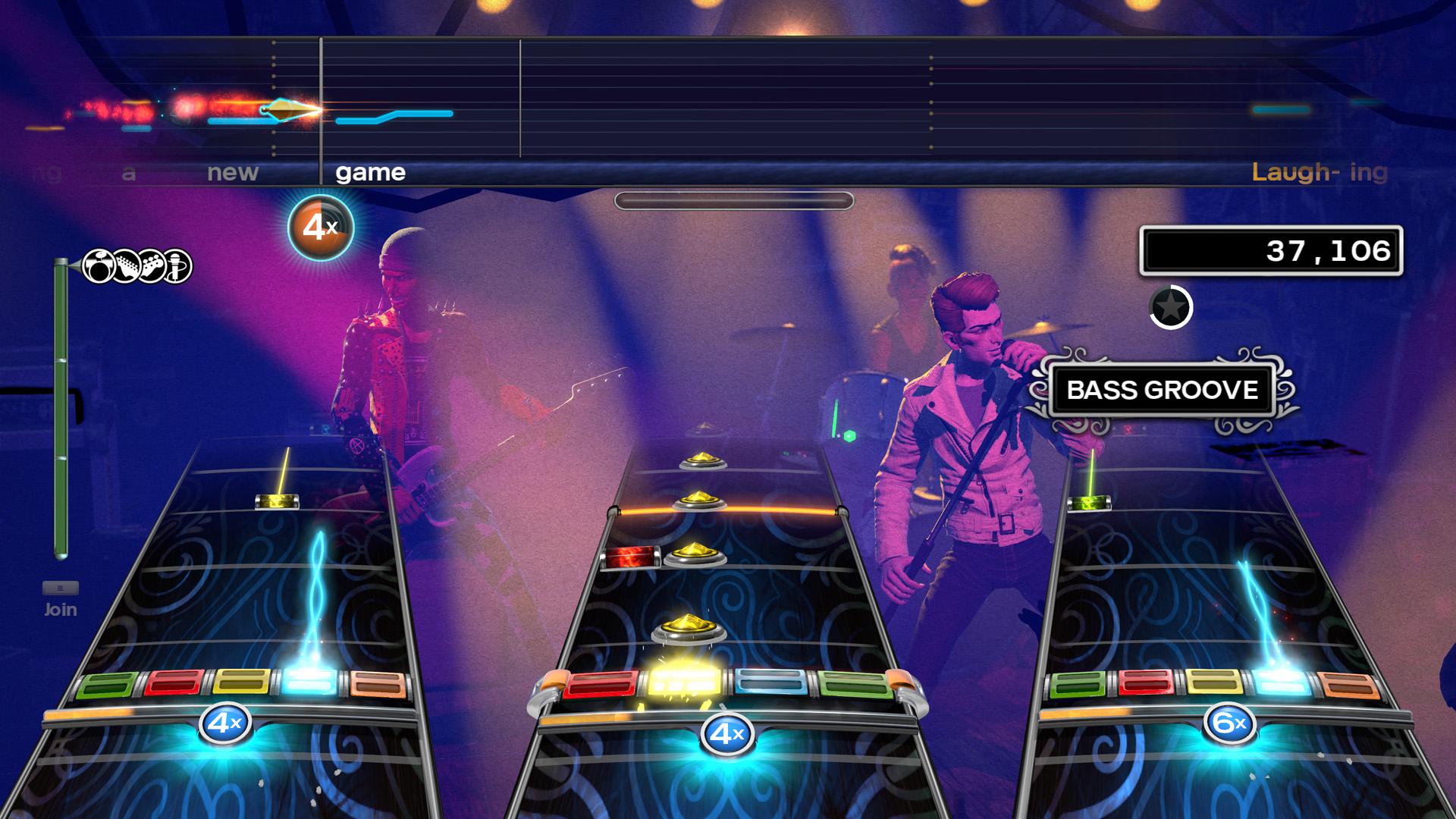 Rock Band 4 Harmonix